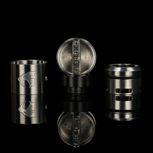 528 Custom Vapes Goon V1.5 RDA ** Authentic ** (JAPAN Domestic Shipping)