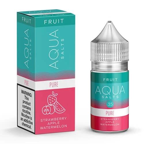 Aqua E-Juice Salts Pure 30ml