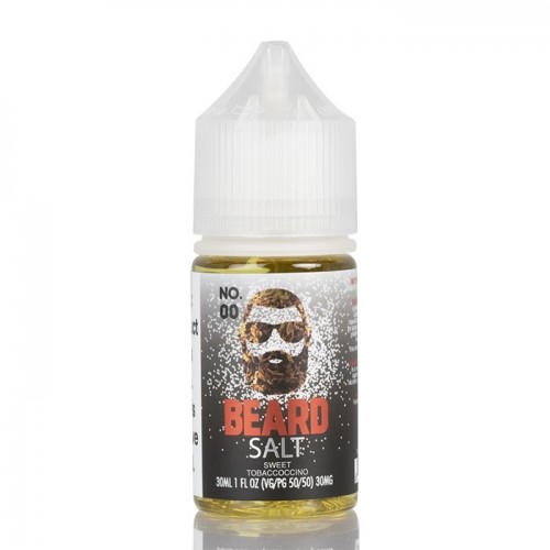Beard Salts No. 00 30ml