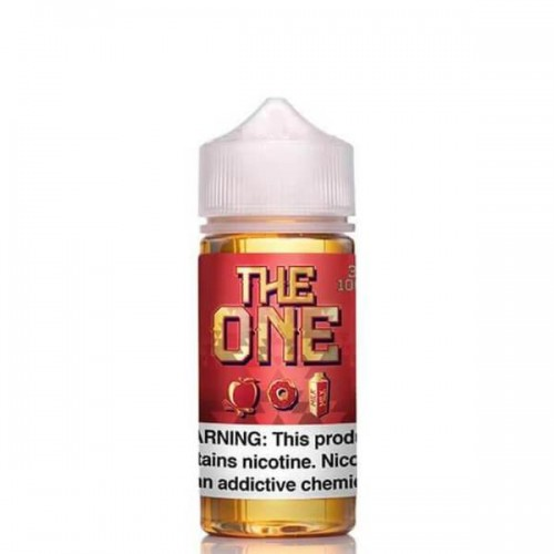 Beard Vape Co. The One Eliquid Apple Cinnamon Donut Milk 100ml (JAPAN Domestic Shipping)
