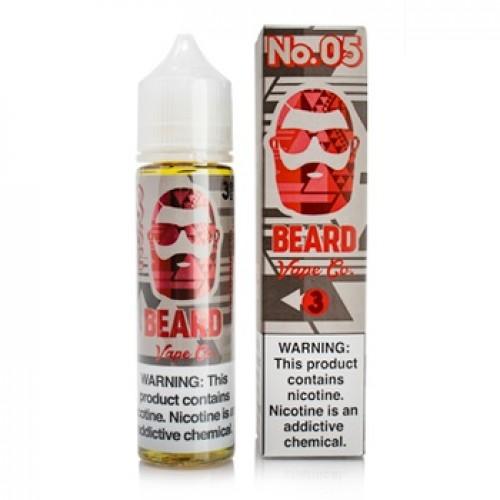 Beard Vape Co. No. 05 60ml