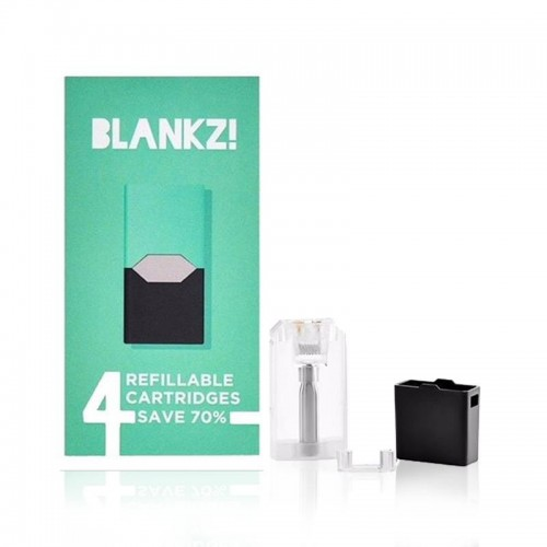 Refillable BLANKZ! - JUUL Compatible Pods