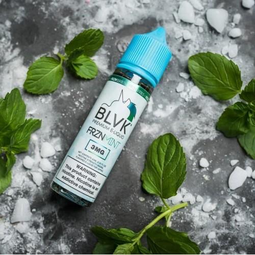 BLVK E-Liquid FrznMINT 60ml