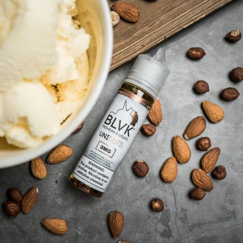 BLVK E-Liquid UniNuts 60ml
