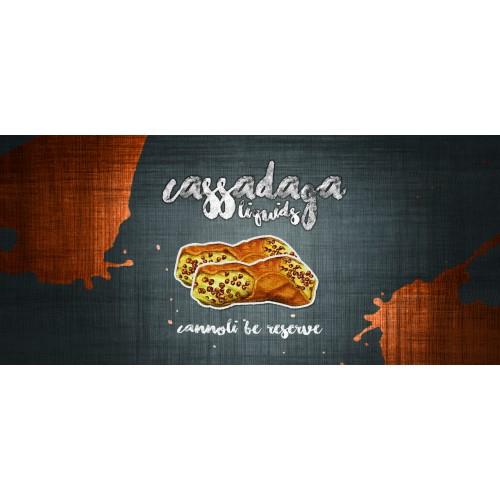 Cassadaga Cannoli Be Reserve 60ml (JAPAN Domestic Shipping)