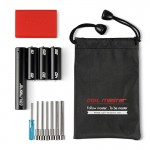 Coil Master Coiling Kit V4 - Black (JAPAN Domestic Shipping)