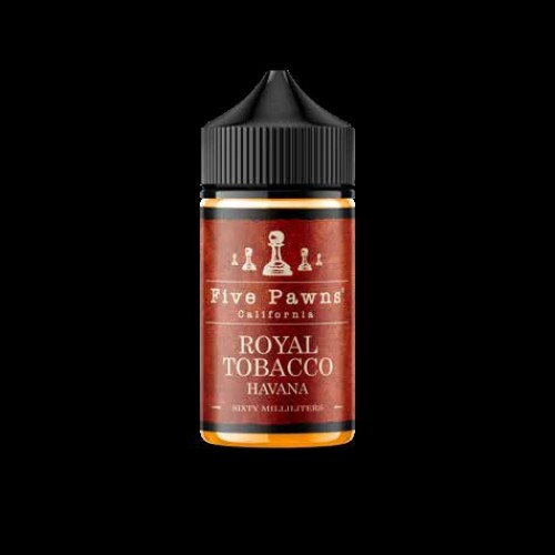 Five Pawns Royal Tobacco 60ml (S-isomer)