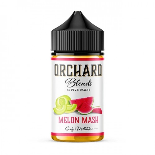 Orchard Blends Melon Mash 60ml by Five Pawns (JAPAN Domestic Shipping)