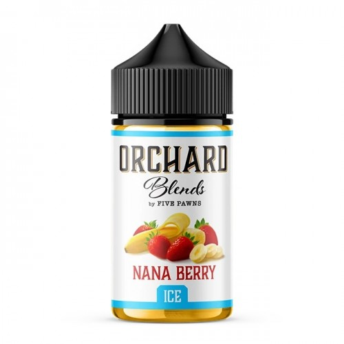 Orchard Blends Nana Berry ICE 60ml (S-isomer) by Five Pawns