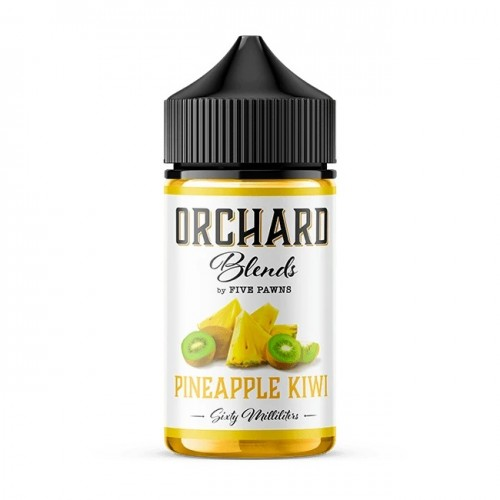 Orchard Blends Pineapple Kiwi 60ml by Five Pawns (JAPAN Domestic Shipping)