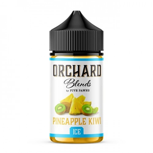 Orchard Blends Pineapple Kiwi ICE 60ml (S-isomer) by Five Pawns