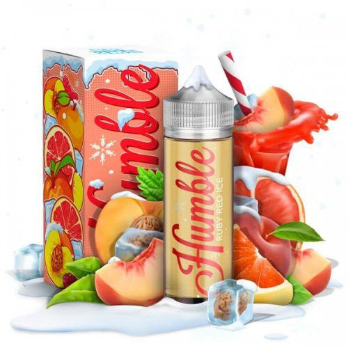 Humble Juice Ice Ruby Red 120ml