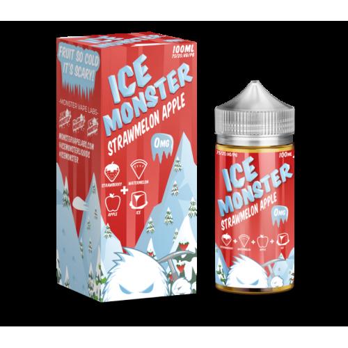 Ice Monster Strawmelon Apple 100ml (JAPAN Domestic Shipping)