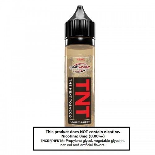 Innevape E Liquid TNT (The Next Tobacco) 75ml (JAPAN Domestic Shipping)