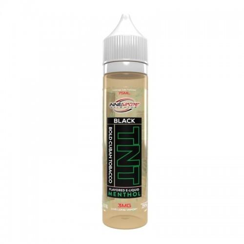 Innevape E Liquid TNT Black Menthol 75ml (JAPAN Domestic Shipping)