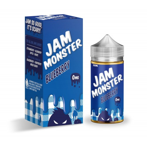 Jam Monster Blueberry Jam 100ml