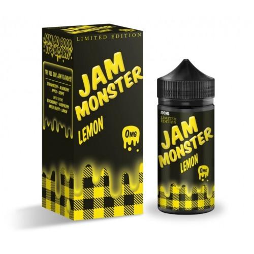 Jam Monster Lemon 100ml (JAPAN Domestic Shipping)