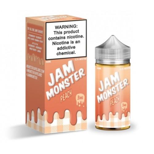 Jam Monster Peach 100ml