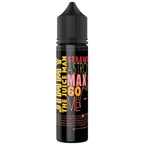*Clearnace Sale* Jimmy the Juice Man Strawberry Astronaut 60ml (Max VG) (JAPAN Domestic Shipping)