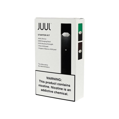 JUUL Starter Kit | Virginia Tobacco & Mint 5% 2-Pack