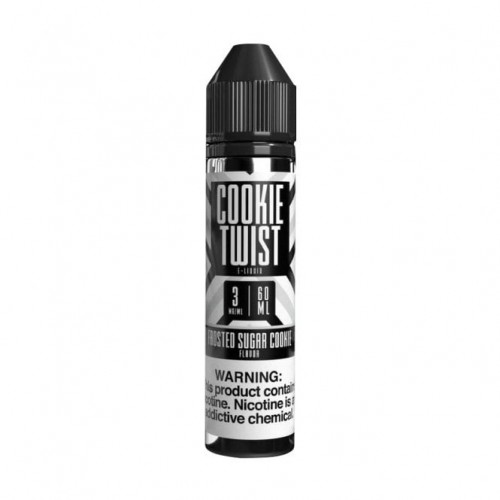 Cookie Twist E-Liquids Frosted Sugar Cookie 60ml