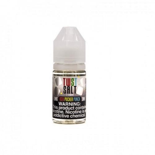 Twist Salt E-Liquids Iced Pucker Punch 30ml Nic Salt