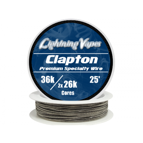 Lightning Vapes - Clapton Wire