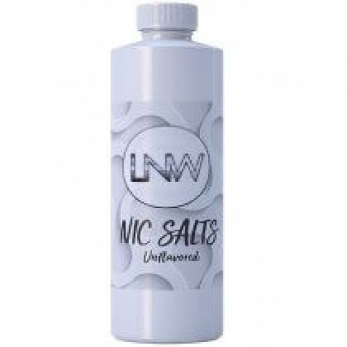 Flavorless Nicotine Salts Liquid 100mg 60ml