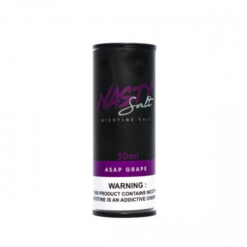 Nasty Salt ASAP Grape 30ml