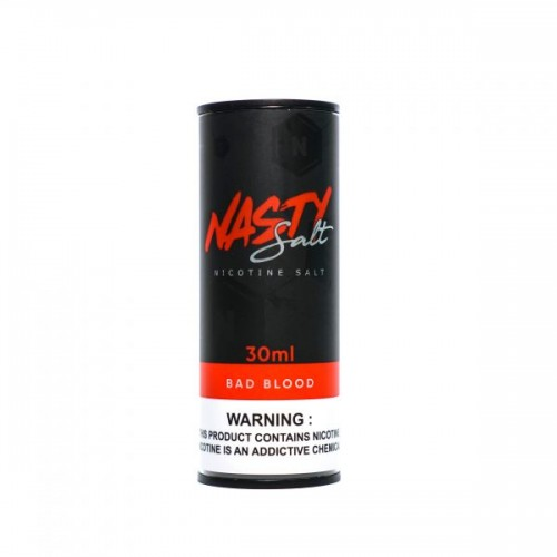 Nasty Salt Bad Blood 30ml
