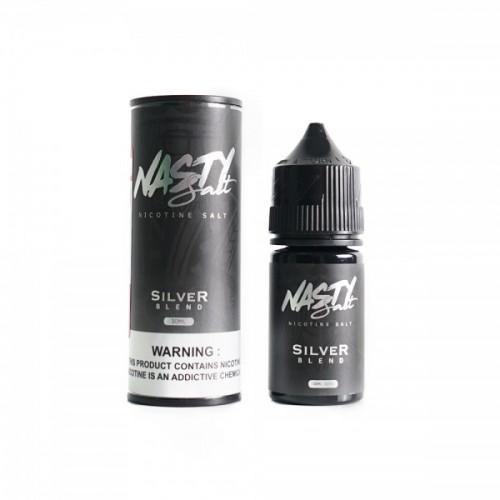 Nasty Salt Silver Blend 30ml