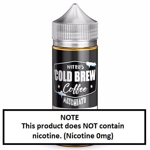 Nitro's Cold Brew  Macchiato 100ml (JAPAN Domestic Shipping)