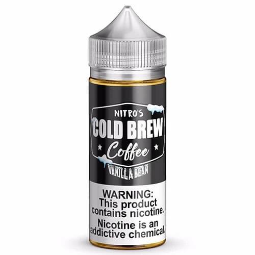 Nitro's Cold Brew Vanilla Bean 100ml