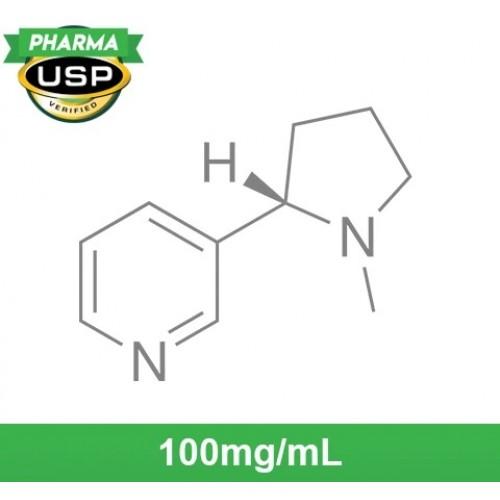 Nude Nicotine Nicotine Base 100mg/mL ❄ USP Pharma 120ml