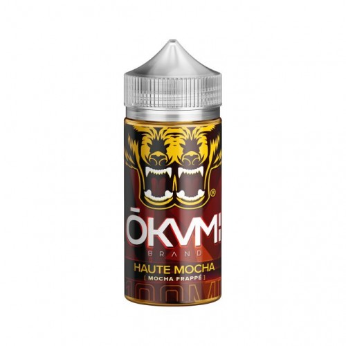 OKAMI Brand Haute Mocha 100ml (JAPAN Domestic Shipping)