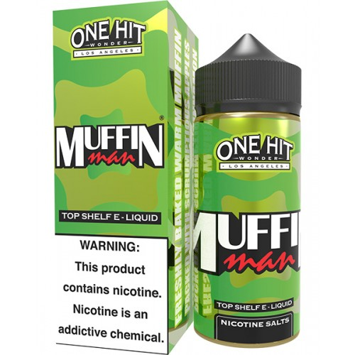 One Hit Wonder Muffin Man 100ml