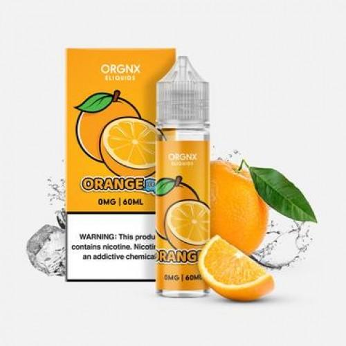 ORGNX Eliquids Orange Ice 60ml