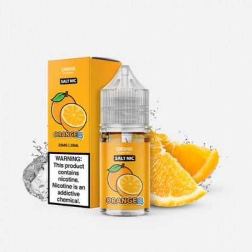 ORGNX Eliquids Orange Ice Salt Nic 30ml
