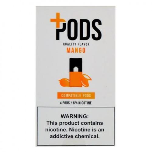 Plus Pods Mango (4/pack )