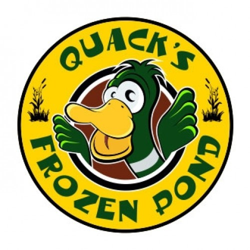 Quacks Juice Factory Frozen Pond DIY 30ml (JAPAN Domestic Shipping)