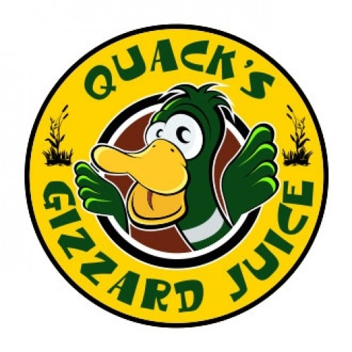Quacks Juice Factory Gizzard Juice DIY 30ml (JAPAN Domestic Shipping)