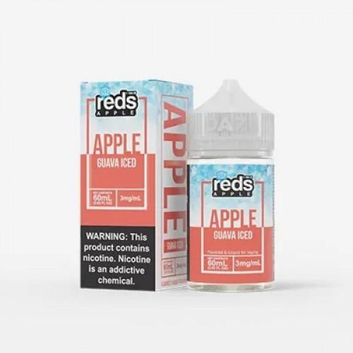 Reds E-Juice Iced Guava Apple 60ml