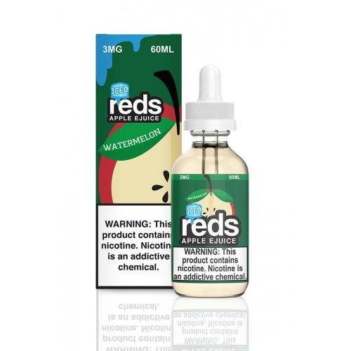 Reds E-Juice Iced Watermelon Apple 60ml