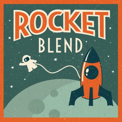 Rocket Fuel Vapes Rocket Blend 120ml