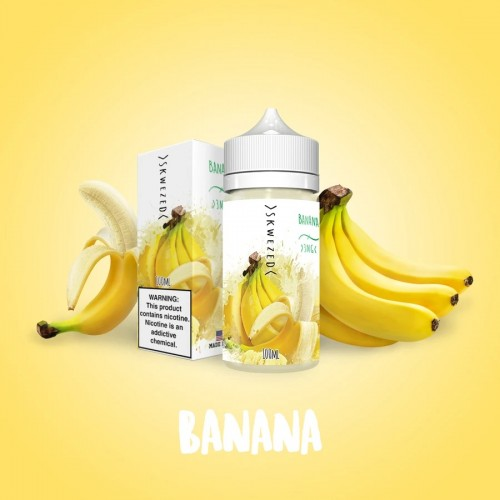 Skwezed Banana 100ml