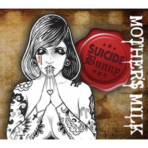 Suicide Bunny Mother's Milk 120ml (JAPAN Domestic Shipping)