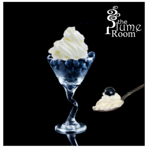 The Plume Room Blueberries and Fresh Cream 30ml