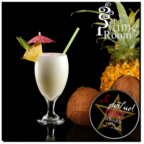 The Plume Room Pina Colada 30ml