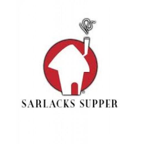 The Vapor Hut Sarlack's Supper 60ml