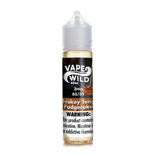 Vape Wild Whiskey Tango Fudgecake 60ml